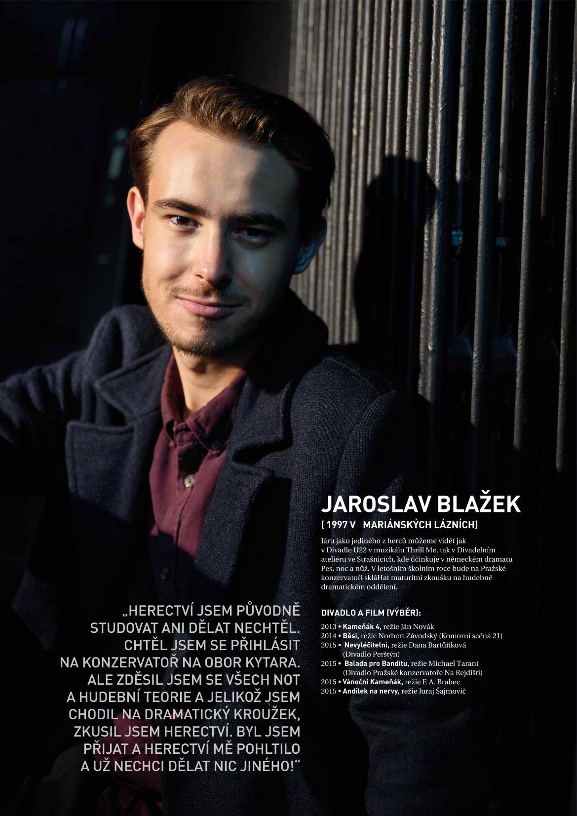 J Blazek